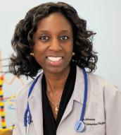 Dr. Keji Akin Pediatrician