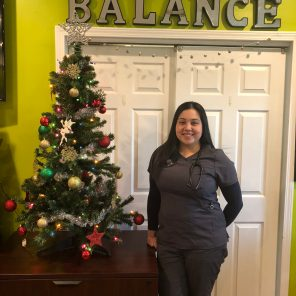 Lourdes- friendly, warm, experienced staff at Balance Pediatrics