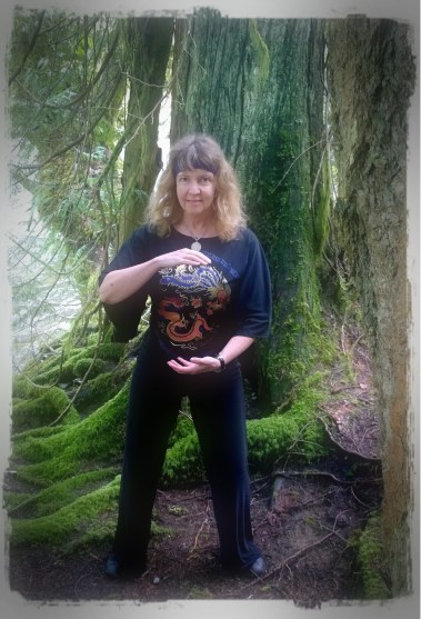 Qigong is best done in nature!
