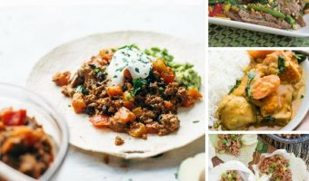 10 Healthy Make Ahead Freezer Meals for Every Day of the Week