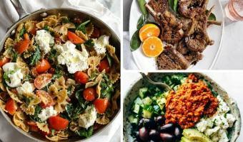 8 Easy Mediterranean Diet Recipes