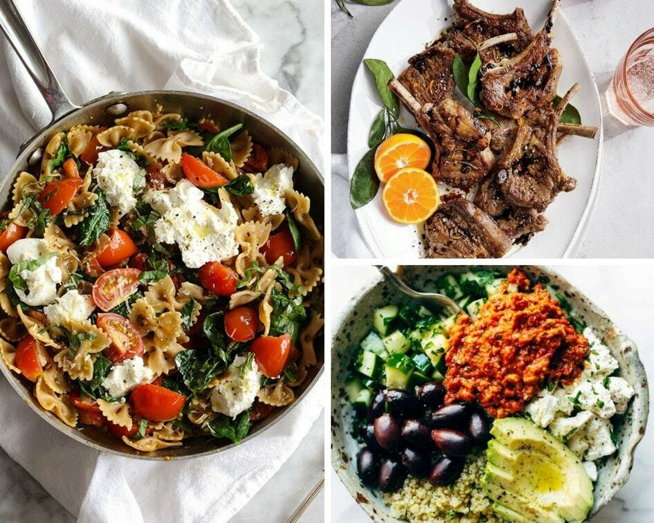 50 Favorite Mediterranean Diet Recipes