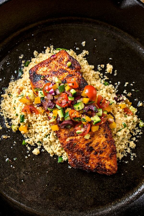 Mediterranean diet recipes