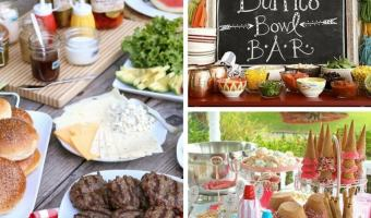 18 Delicious Food Station Ideas That Will Wow Your Guests