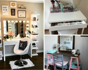 8 Easy DIY Makeup Vanity Ideas You Cannot Miss