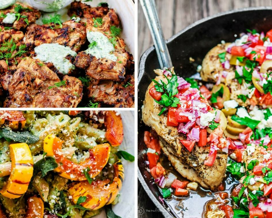15 Delicious Mediterranean Diet Recipes