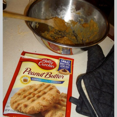 Peanut Butter and Chocolate: Excellent Combo For a Cookie