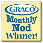 gracy baby blog nod winner