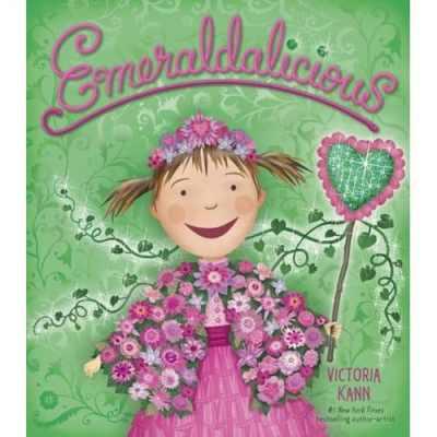 Emeraldalicious: Pinkalicious Turns Trash to Treasure