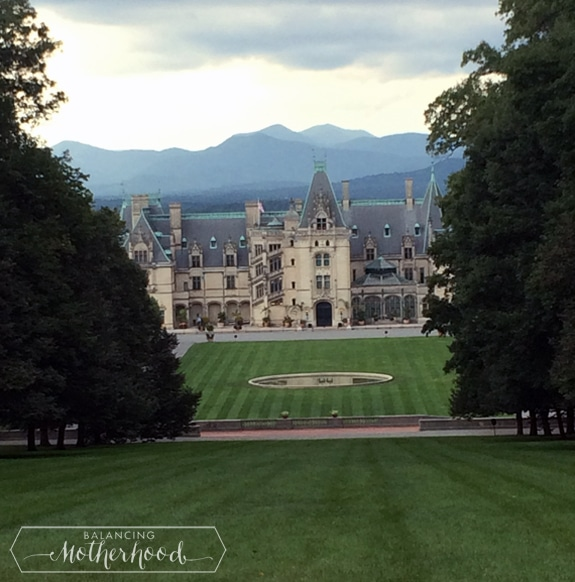 The Biltmore House Asheville NC