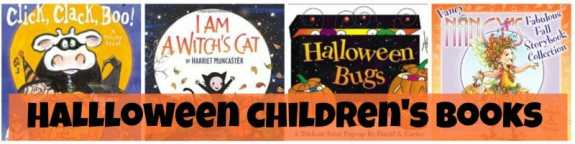 Halloween children's books