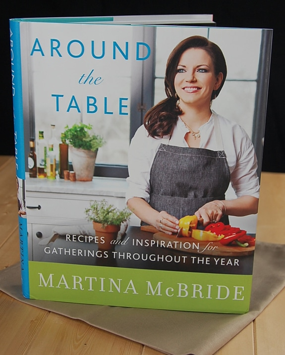 Martina McBride Cookbook
