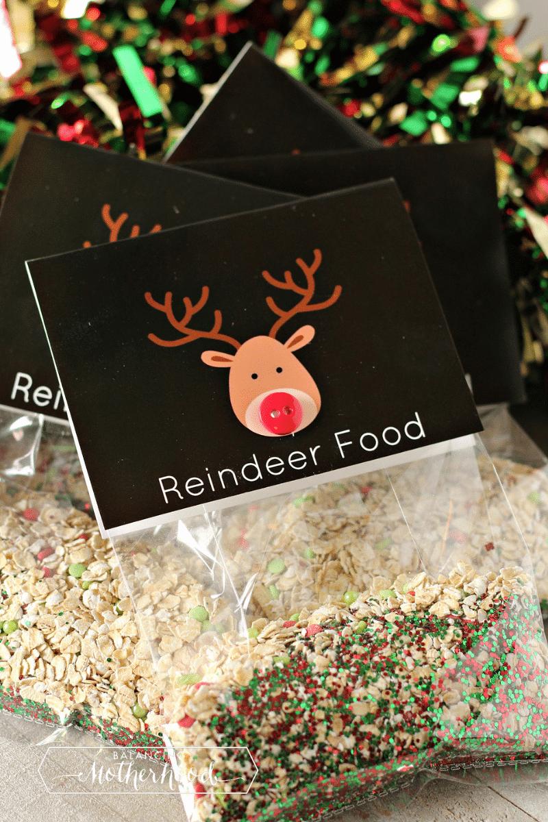 graphic regarding Reindeer Food Printable known as Reindeer Food stuff [recipe + printable] Balancing Motherhood