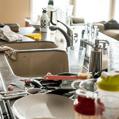 7 Ways to Help Your Husband Do More Housework