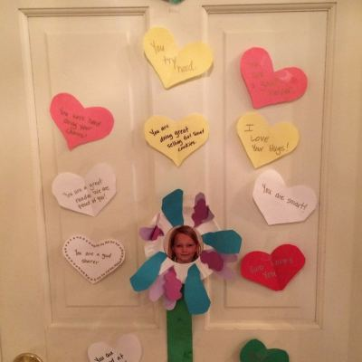 Valentine's Day Messages for Kid's Lunches and Bedrooms