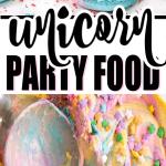 unicorn party food