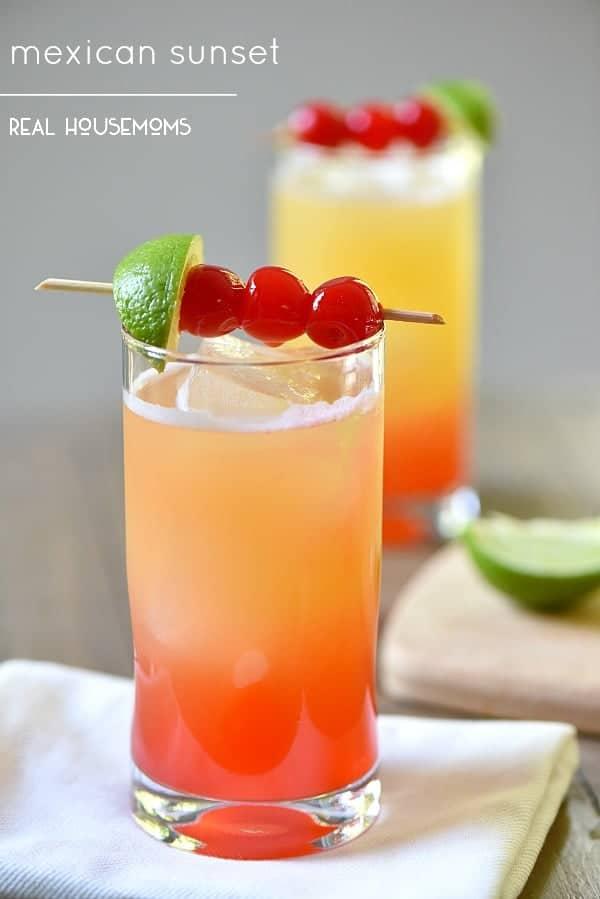 Cinco de Mayo drink recipe