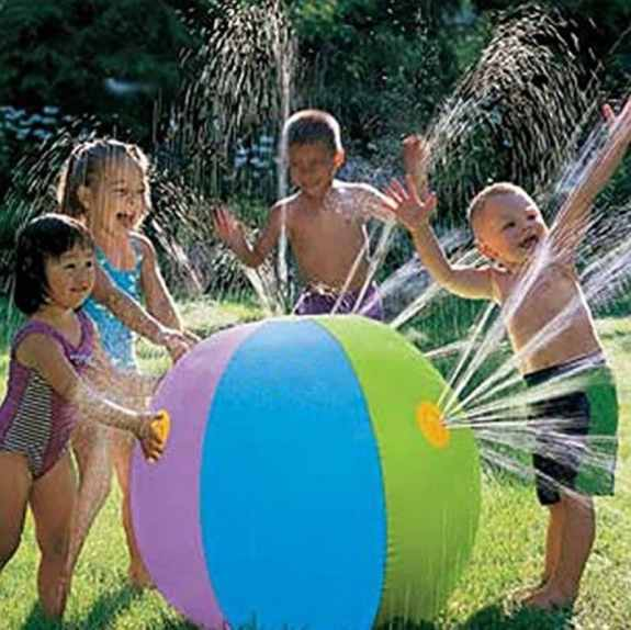 splash ball for summer fun