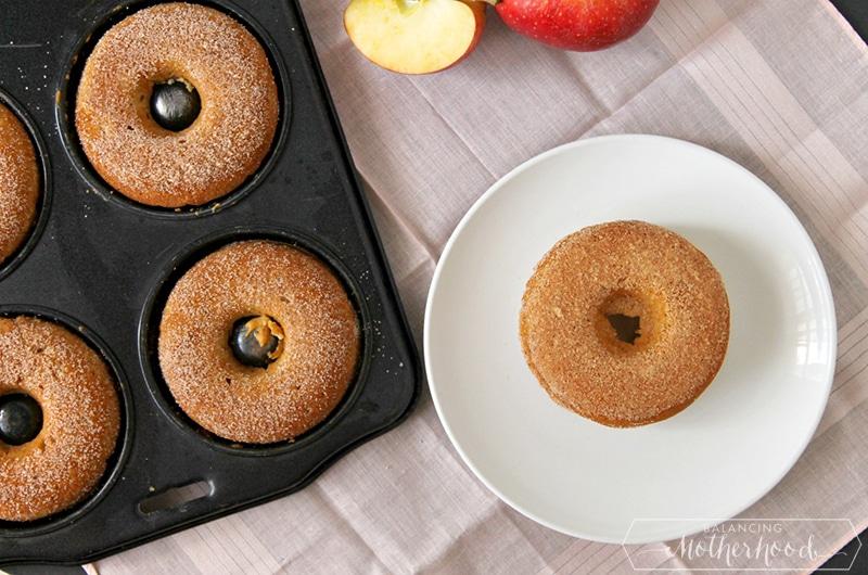 Apple Cider Donuts 2