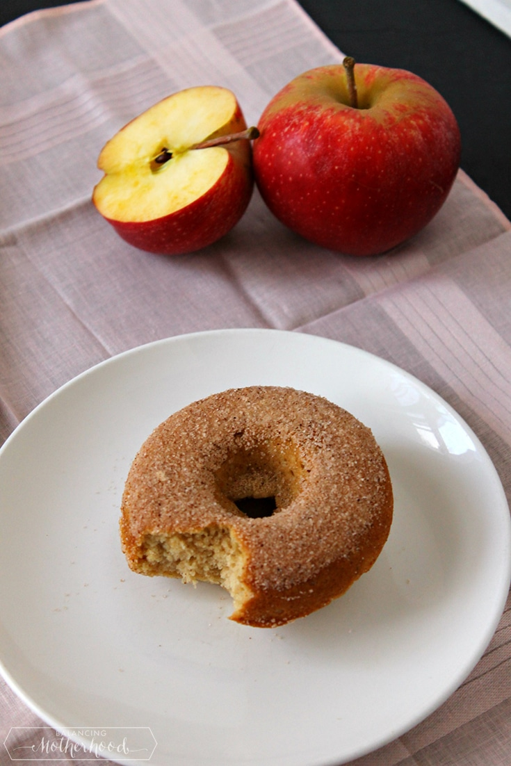Apple Cider Donuts 3