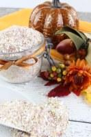 Pumpkin Spice Salt Scrub Featured Image