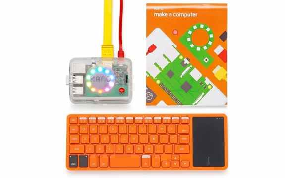 cool gifts for kids: Kano Computer