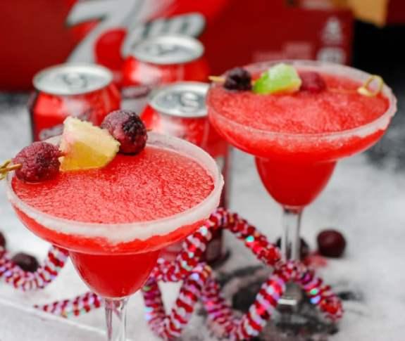 cherry margarita mocktail recipe