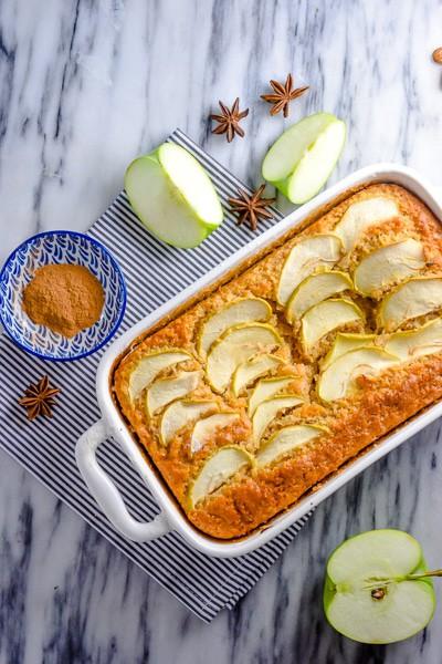 Apple Breakfast Casserole