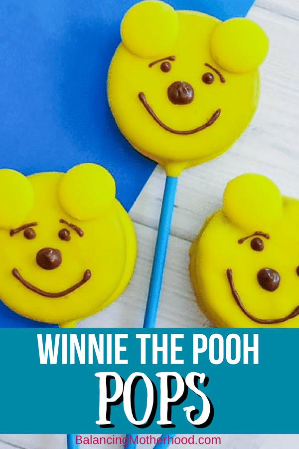 Winnie the Pooh pops