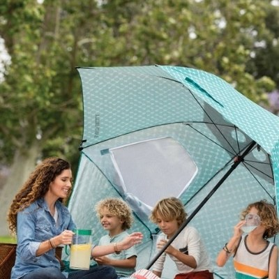The Best Beach Umbrella (and Sport Umbrella)