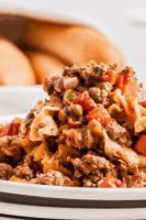 hamburger casserole dish