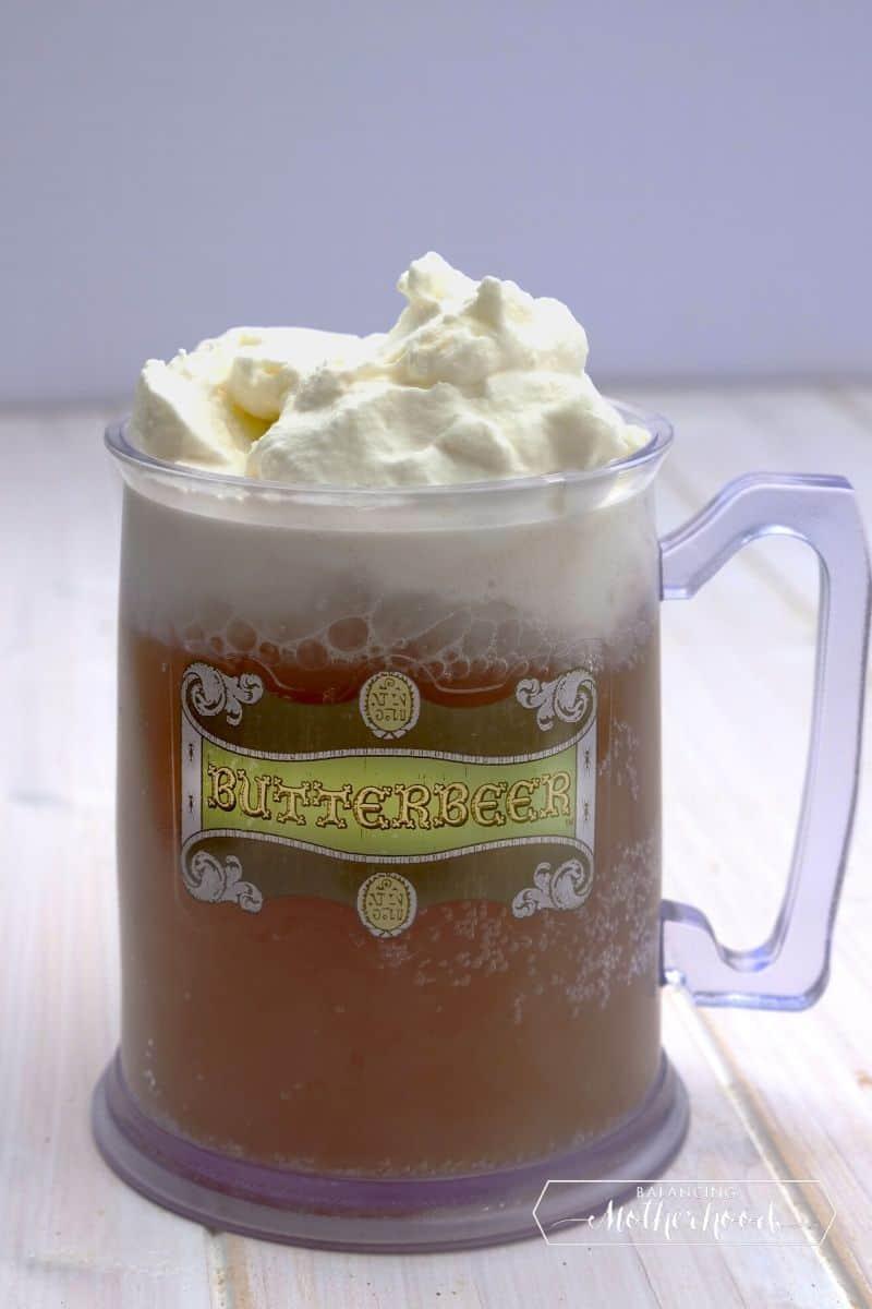 cup of butterbeer