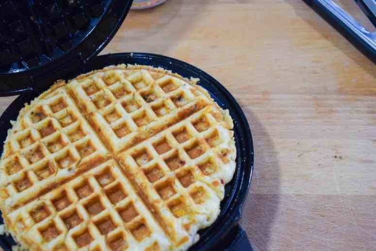 Honey Bunches of Oats Waffles