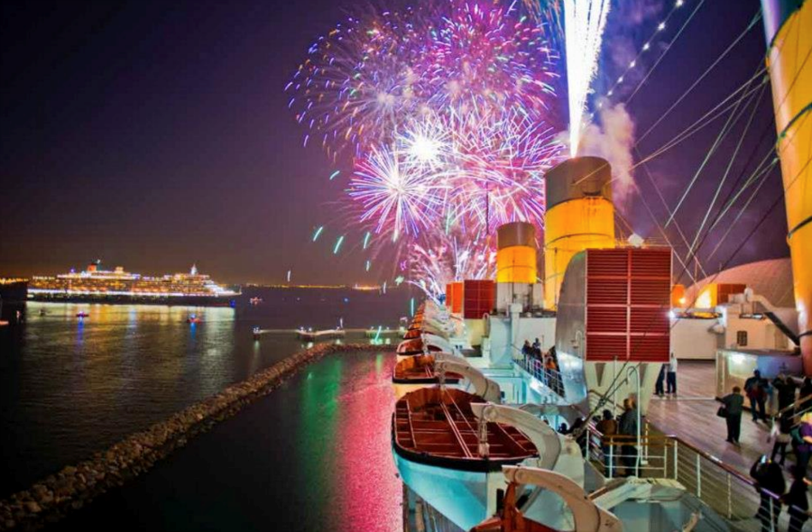 Celebrate 4th of July at The Queen Mary
