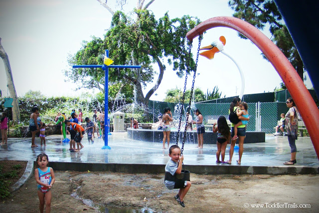 Summer's A Comin' - Splash Pads & Fun Places To Keep Cool | #SplashPad #WaterPlay