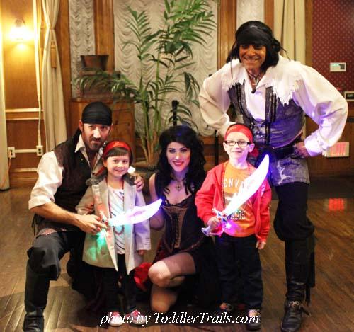 Pirates Dinner Adventure Photo Opp
