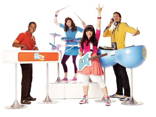 The Fresh Beat Band Is Coming To The Nokia L.A. Live Feb 8 & 9