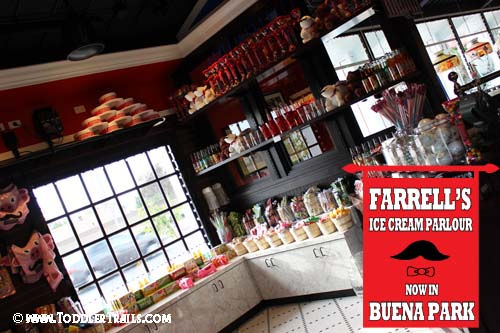Farrell's is Now Open in Buena Park, CA | @Farrellsisback #Farrells