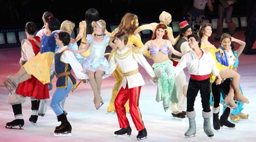 Our Favorite Disney On Ice Show: 100 Years of Magic | @DisneyOnIce