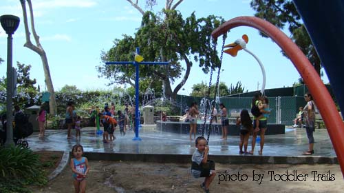 Atlantis Park Splash Pad