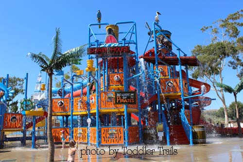 Splash Pads and Water Fun in Orange County  #splashpad