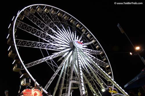 Fair Ferris Wheel SML
