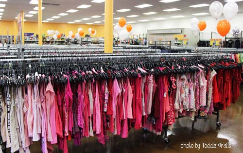 Goodwill Clothing