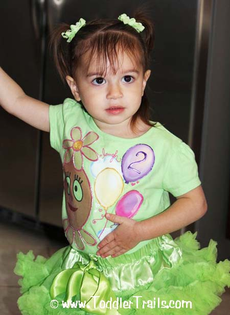 Yo Gabba Gabba Party Outfit