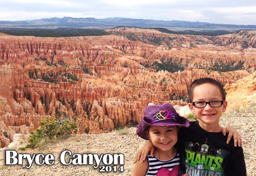 Bryce Canyon Kids