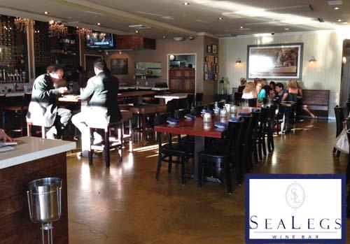 Sealegs Wine Bar Huntington Beach