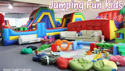 Froggs Bounce House