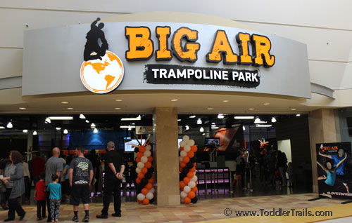 Big Air Trampoline Park, Buena Park, Big Air OC, Trampoline Park
