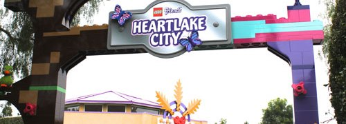 Heartlake City Legoland California