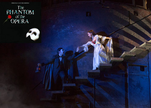 Phantom Of The Opera at Segerstrom Center For The Arts